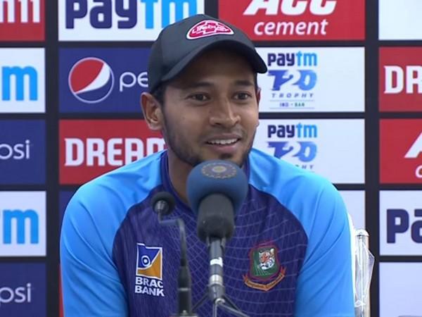 Bangladesh's Mushfiqur Rahim