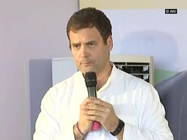 Rahul Gandhi (File Pic)