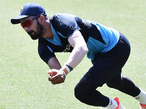 India batsman KL Rahul (Photo/ BCCI Twitter)