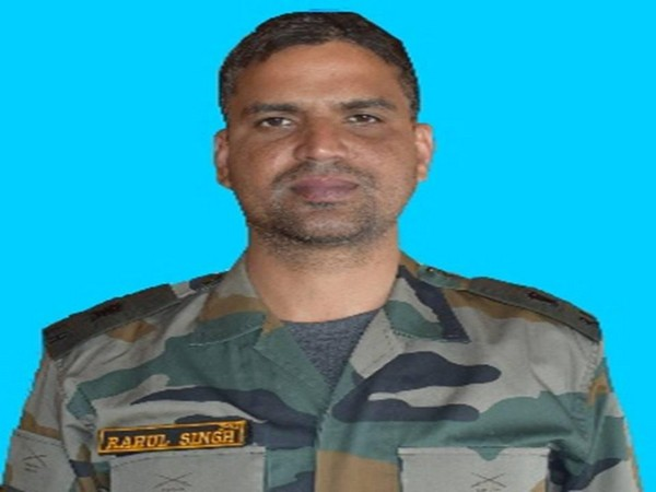 Major Rahul Singh