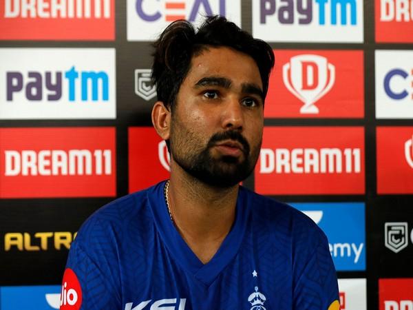 Rajasthan Royals all-rounder Rahul Tewatia (Photo: BCCI/ IPL)