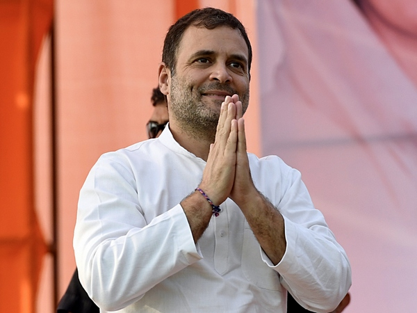 Congress leader Rahul Gandhi (File Photo/ANI)