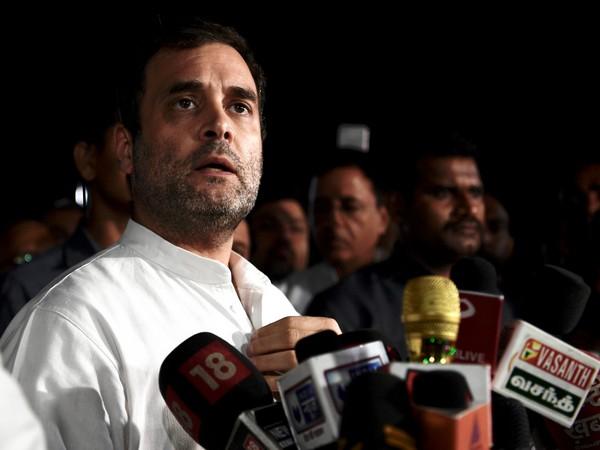 Former Congress president Rahul Gandhi (File photo)