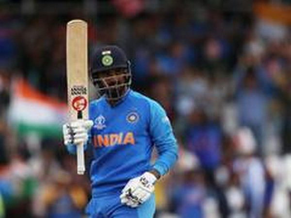 Indian cricketer KL Rahul