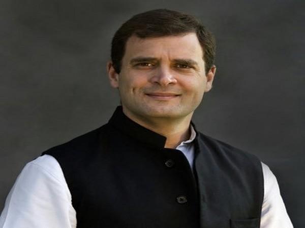 Congress leader Rahul Gandhi (Twitter profile image)