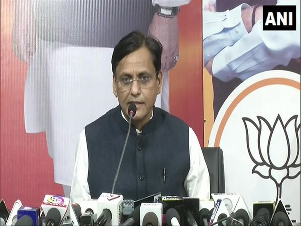 Minister of State for Home Nityanand Rai. (Photo/ANI)