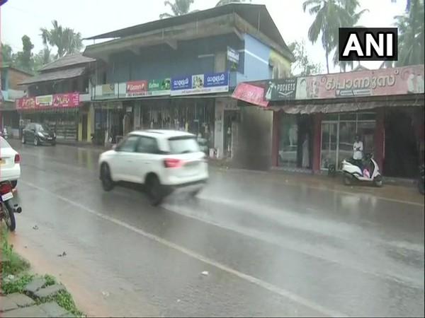 Rain in Kozhikode