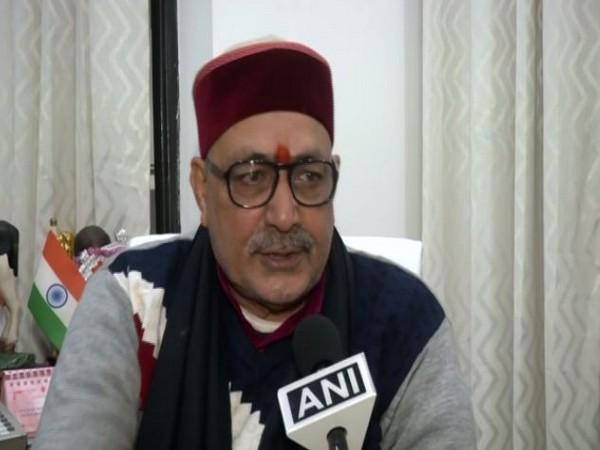 Union Minister Giriraj Singh speaking to ANI in New Delhi on Tuesday. (Photo/ANI)