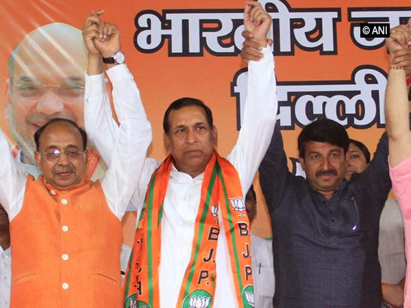 Former Delhi Minister Rajkumar Chauhan had joined BJP last year