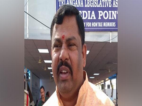 BJP MLA Raja Singh (File photo/ANI)