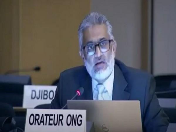 Sajjad Raja, Chairman of the National Equality Party JKGBL (File photo)