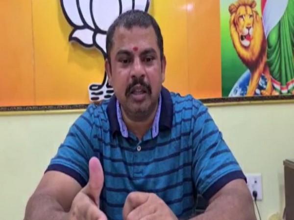 Telangana BJP MLA Raja Singh (File Photo)