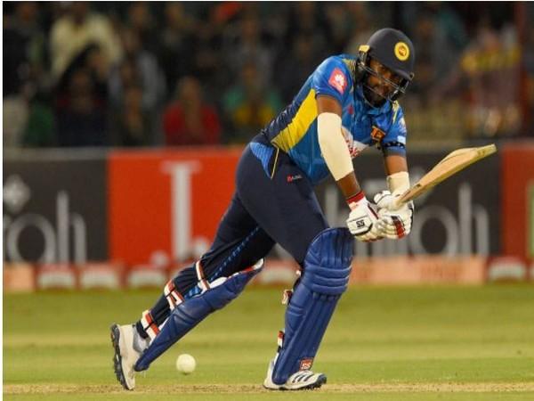 Sri Lanka batsman Bhanuka Rajapaksa (Photo/ SLC)