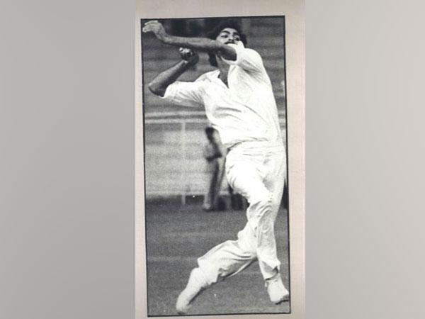 Former Saurashtra cricketer Rajendrasinh Jadeja (Image: SCA)
