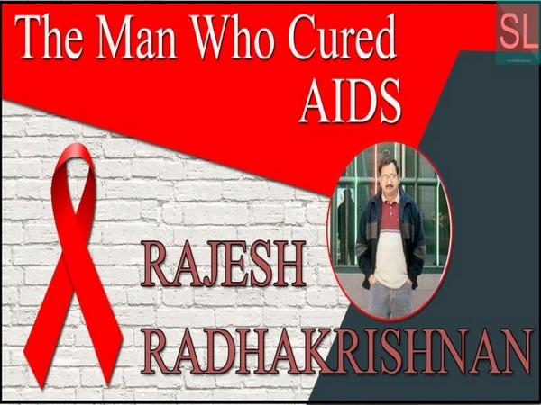 Rajesh Raja Radhakrishnan-Man who found cure for AIDS