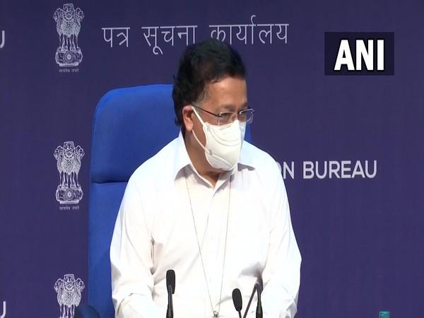 Union Health Secretary Rajesh Bhushan. (File Pic)