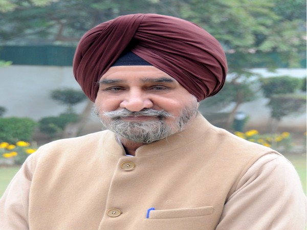 The Punjab Higher Education Minister, Tript Rajinder Singh Bajwa (File Photo/ANI)