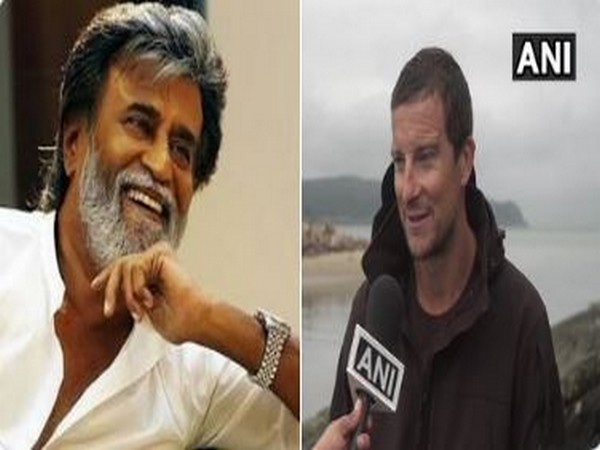 Rajinikanth and British adventurer Bear Grylls arrived at the Bandipur Tiger Reserve And National Park in Karnataka for shooting a special episode of the show 'Man vs Wild'.