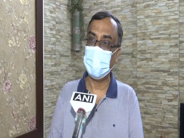 Rajiv Singal who provides food to 200 COVID patients daily. (Photo/ ANI)