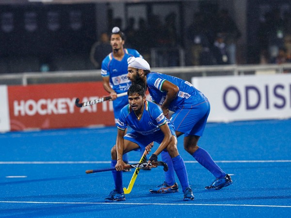 Indian hockey midfielder Rajkumar Pal. (Photo/ Hockey India)