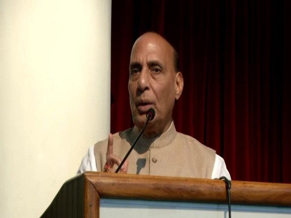 Defence Minister Rajnath Singh. File photo