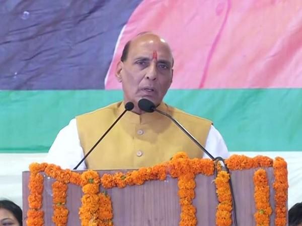 Defence Minister Rajnath Singh (File photo)