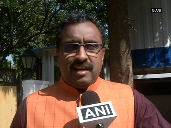 BJP leader and party in-Charge of Jammu and Kashmir: Ram Madhav
