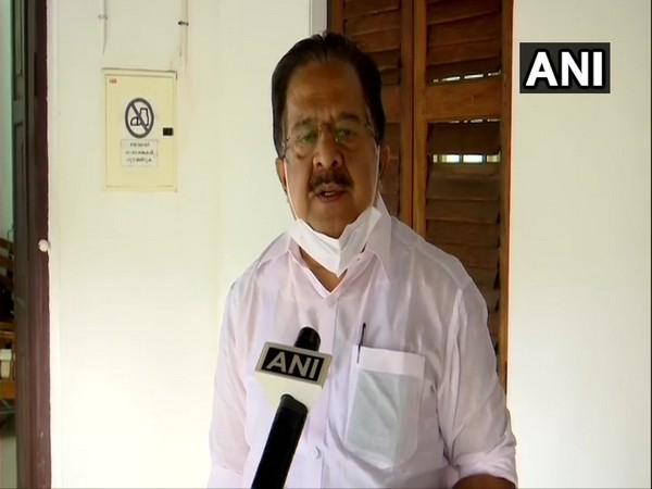 Kerala's Leader of Opposition Ramesh Chennithala (File Photo/ANI)