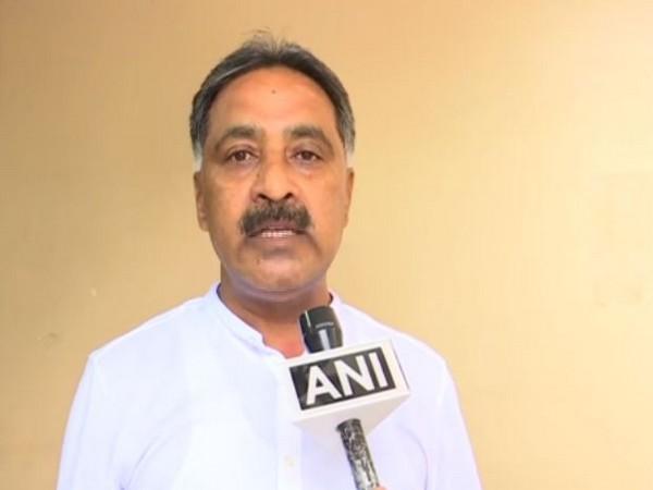 Congress leader Ramesh Babu (File photo)