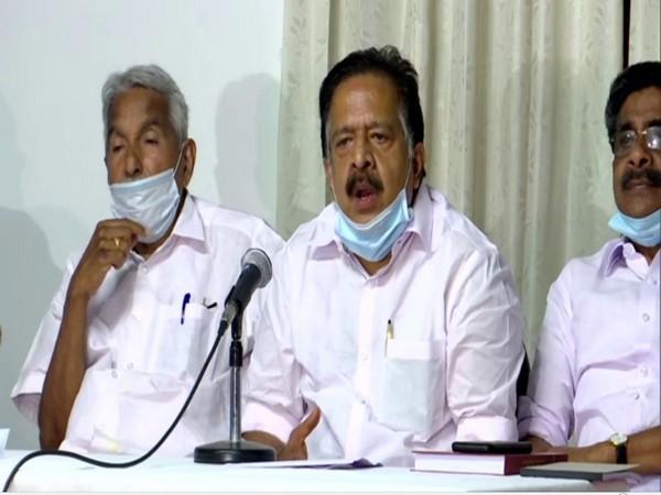 Congress leader Ramesh Chennithala (File Photo/ANI)