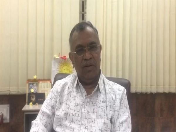 Ramesh Bharwal, Dean of Nair Hospital speaking to ANI on Saturday.