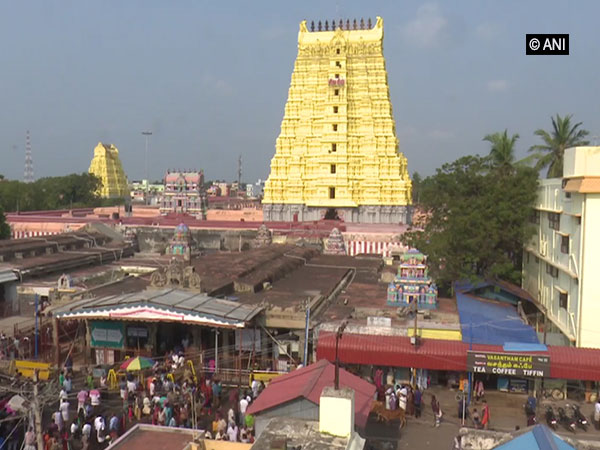 Tamil Nadu: Several wells in Ramanathaswamy temple still have water
