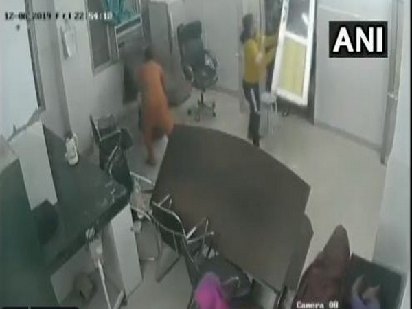 Rampur: Patient's relatives vandalise hospital after being referred to different facility