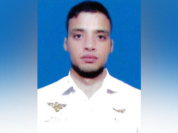 Marine Commando Amit Singh Rana