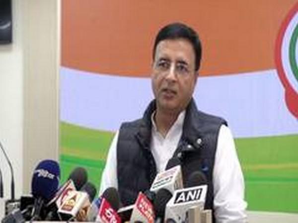 Congress leader Randeep Singh Surjewala (File Photo)