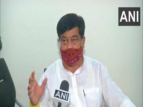 Odisha Minister Ranendra Pratap Swain (photo/ANI)