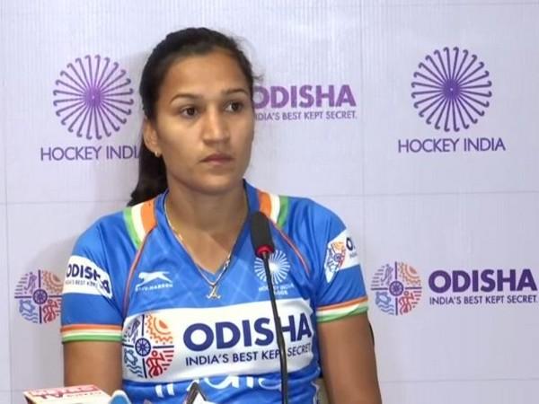 India women captain Rani Rampal