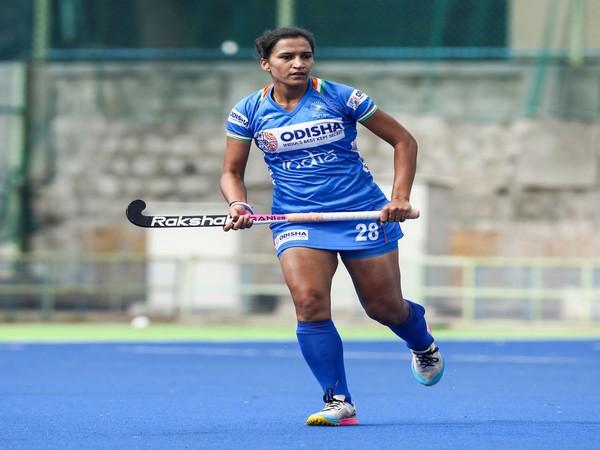 Indian women's hockey team skipper Rani Rampal (Photo/ Hockey India)