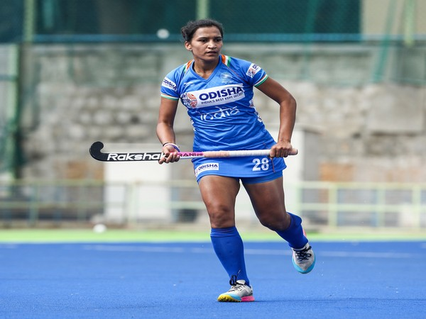 India women's hockey team skipper Rani Rampal (Photo/ Hockey India)