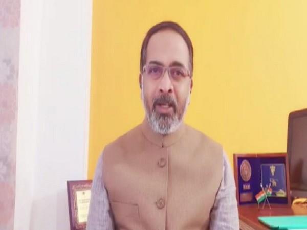 Telangana BJP Leader and Chief Spokesperson Krishna Sagar Rao.