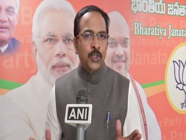 BJP Spokesperson Krishnasagar Rao (File Photo)