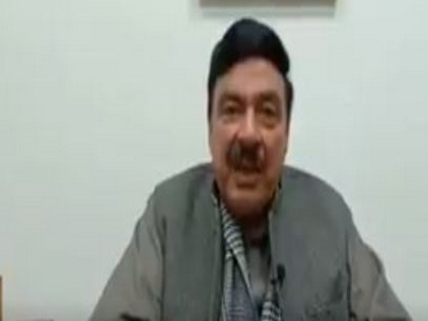 Pakistan Interior Minister Sheikh Rasheed Ahmed (File Photo)
