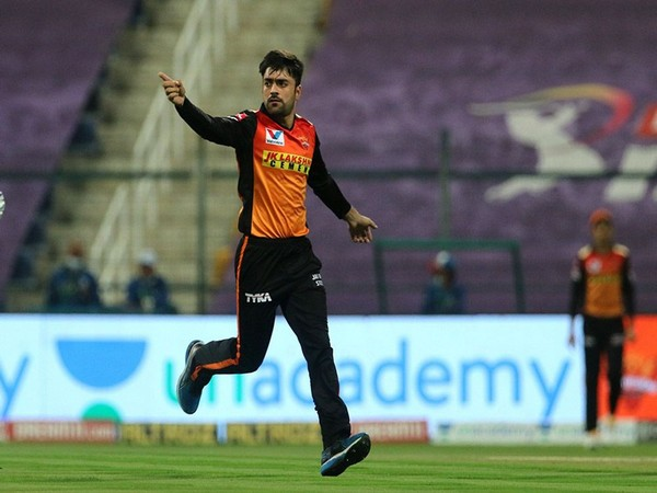 Afghanistan and Sunrisers Hyderabad spinner Rashid Khan (Photo: BCCI/ IPL)