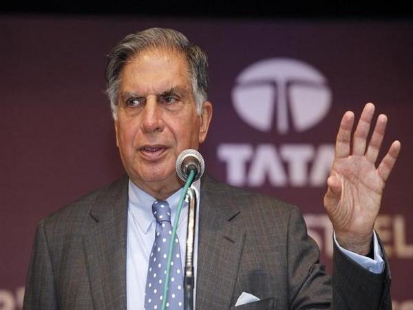 Industrialist Ratan Tata