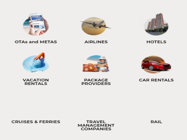 The company offers travel and hospitality solutions across a wide spectrum of verticals