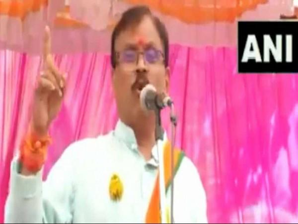 Ratlam - Jhabua MP Guman Singh Damor (File photo)