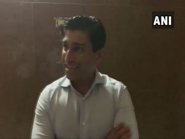 Businessman and MP Chief Minister Kamalnath's nephew Ratul Puri. (File photo)