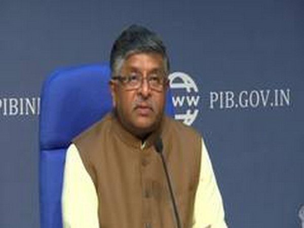 Union Minister Ravi Shankar Prasad (File photo)