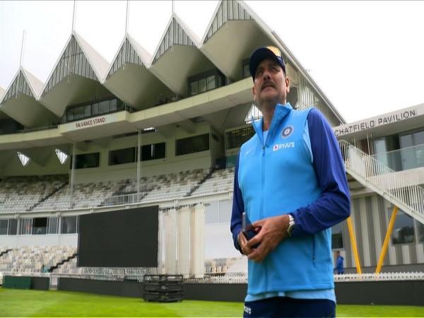 India head coach Ravi Shastri (Photo/ Ravi Shastri Twitter)