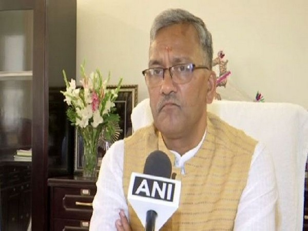 Chief Minister Trivendra Singh Rawat has ordered a magisterial inquiry into the incident. File photo/ANI
